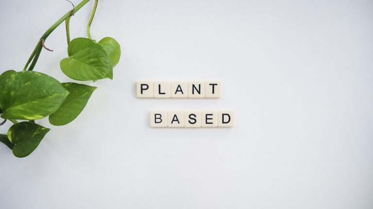 Why eat a plant based diet