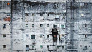 poor social housing