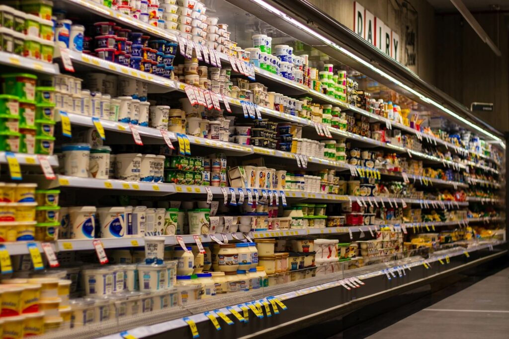 supermarket and processed foods how it effects our bodies