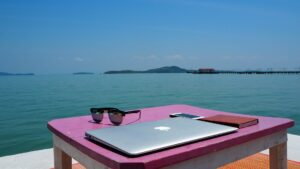 Remote working Thailand